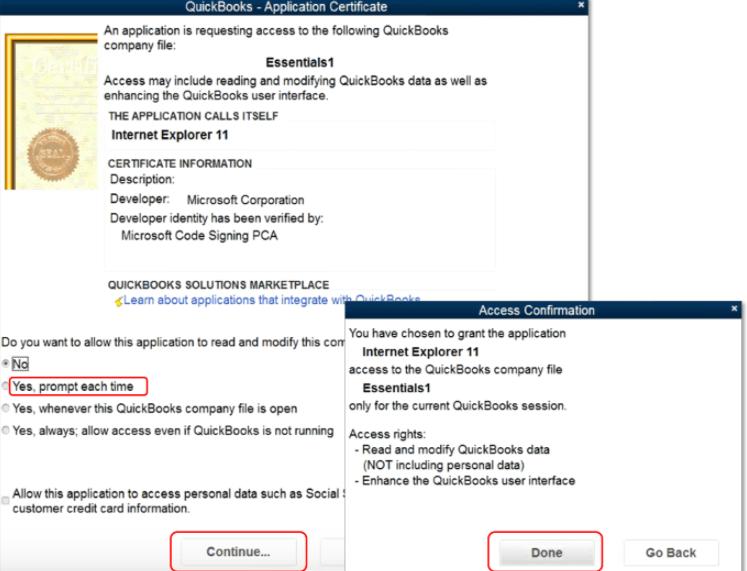 Convert QuickBooks Online to desktop