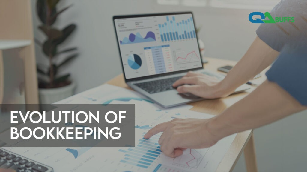 evolution of bookkeeping
