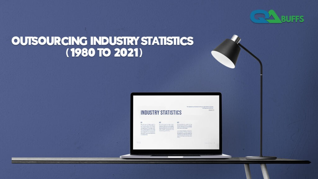 Outsourcing Industry Statistics (1980 to 2021)