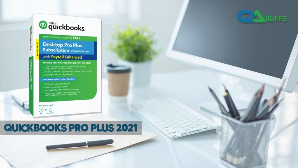 QuickBooks Pro Plus 2021